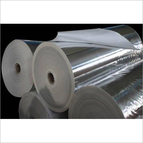 SSC Aluminum Coated Fiberglass Fabric