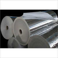 SSC Aluminum Coated Fiberglass Fabric