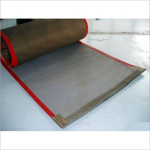 SSC PTFE Coated Mesh Conveyor Belt