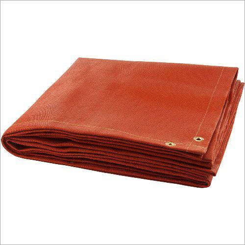Silicone Coated Fiberglass Welding Blanket