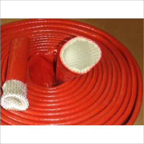 SSC Silicone Coated Fiberglass Sleeving