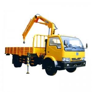 SQ4SK2Q / SQ4SK3Q truck-mounted crane