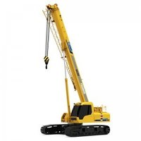 XCMG 25 ton telescopic crawler crane XGC25T