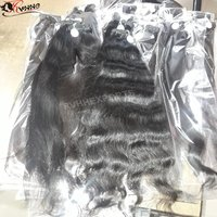 Raw Indian Temple Human Hair