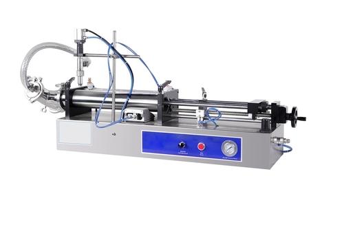 Semi Automatic Liquid Filling Machine (Pneumatic Operated)