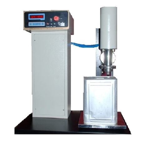 Semi Automatic Weighing Operated Liquid Filling Machine (Pneumatic Operated)