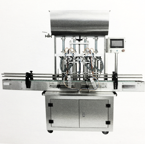Fully Automatic Paste/Viscous Liquid Filling Machine (Pneumatic Operated)