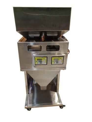 Granuele Filling Machine (Double Head)(Imported)
