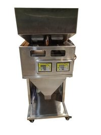 Double Head Granule Filling Machine (10g to 1000g)(Imported)