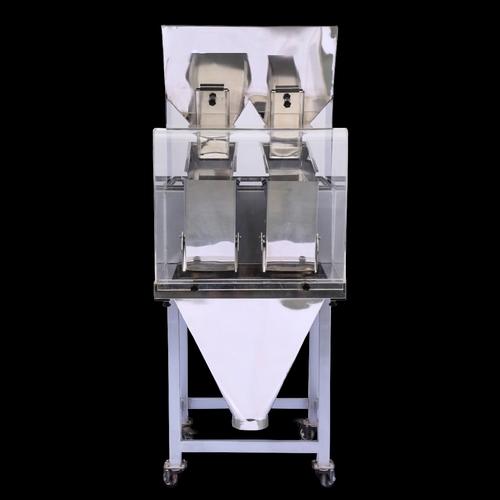 2 Head linear Multi Weigher Machine (For Granules)