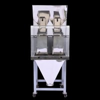 2 Head Linear Multi Weigher Machine (For Granuels)