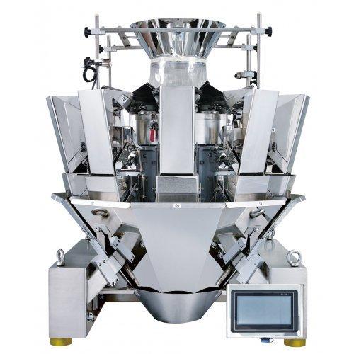 Multihead (10 Head) Weigher Machine (For Granuels)