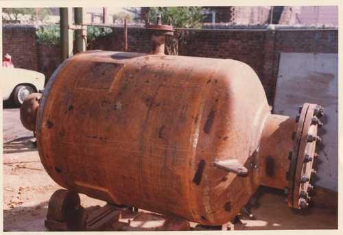 Hi pressure vessel