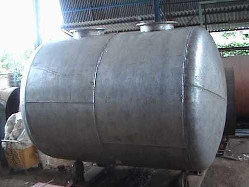 alluminium tank