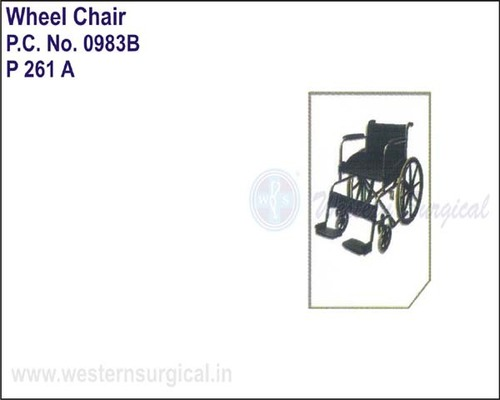 Modified Black Magic Wheel Chair Mag Wheels