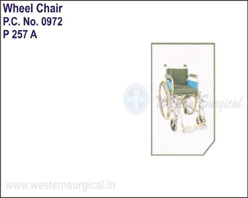 Wheel Chair (delaxe) with Spoke Wheels