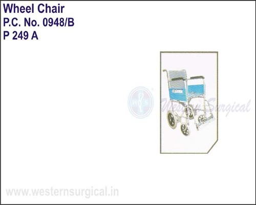 Invalid Institutional Wheel Chair 12