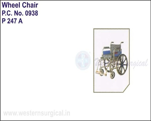 Invalid New Wheel Chair Deluxe