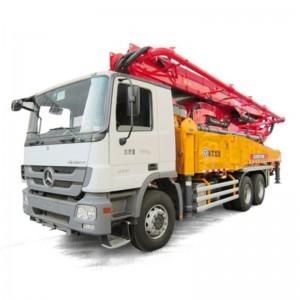 50m truck-mounted concrete pump HB50K
