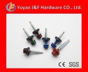 hex head drilling screw