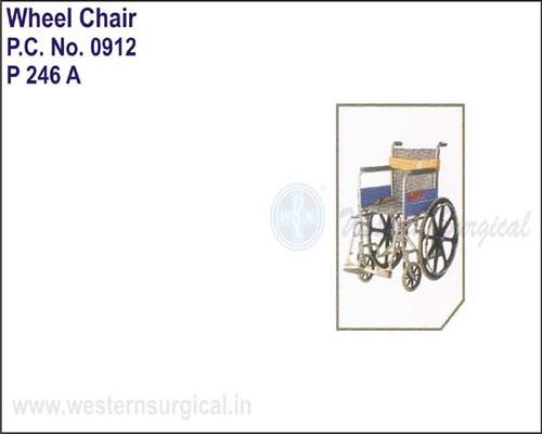 Invalid Folding Wheel Chair Regular