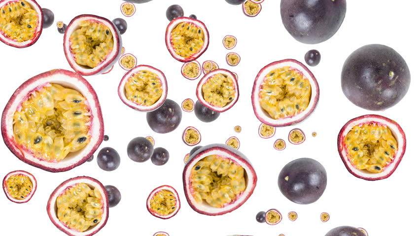 Organic Sweet Passion Fruit