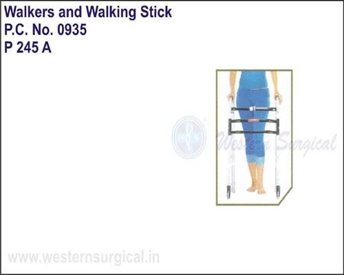 Medipedic Walker Castor