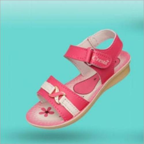 Girls Velcro Sandals