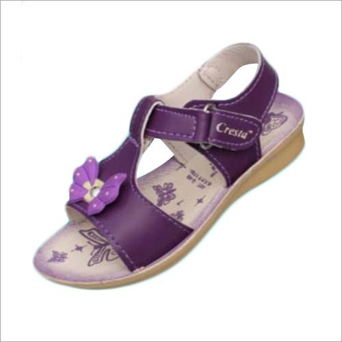 Girls Comfortable Velcro Sandals