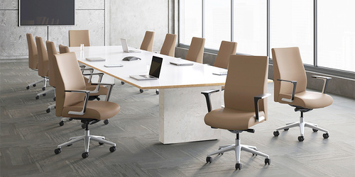 Laminated Conference Table