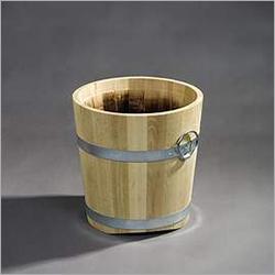 Wooden Flower Tub
