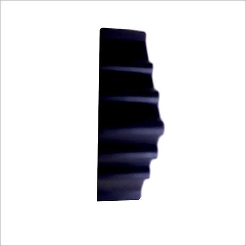 Black Corner Moulding Component