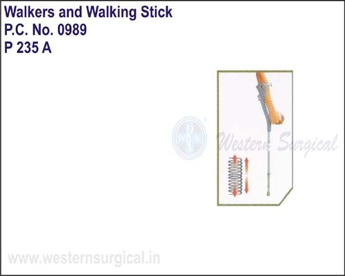 Shock Absorb Forearm Elbow Crutches