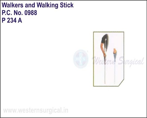 2 in 1 Underarm Crutch and Walking sticks