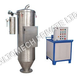 Vacuum Conveyor for Plastic Industries