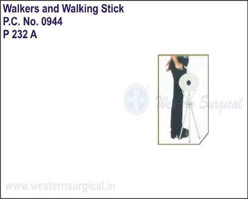 Invalid Walking Stick & Seat
