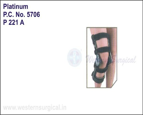 Platinum- Knee Brace