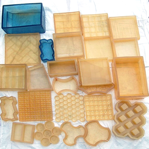 Interlocking Moulds