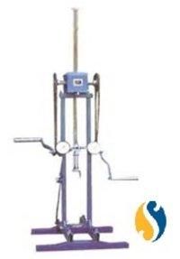 STATIC CONE PENETROMETER 3000 kg (hand operated)