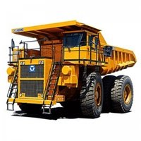 XCMG 90 ton off-road dump truck NXG5900D3T