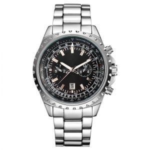 oem Golden Supplier Various Specifications Military Chronograph Watch