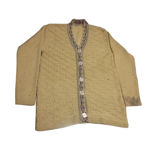 Ladies Full Sleeve Cardigan