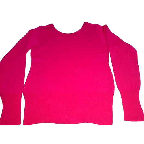 Ladies Plain Sweater