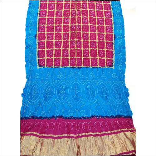 Ladies Gaji Silk Saree
