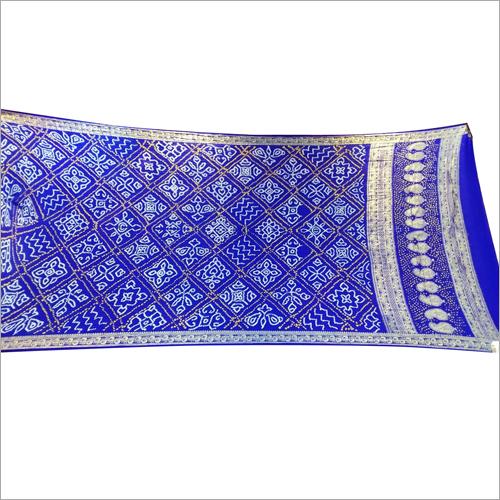 Gaji Silk Designer Saree
