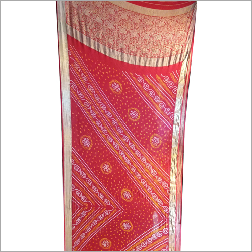 Georgette Silk Handwork Saree