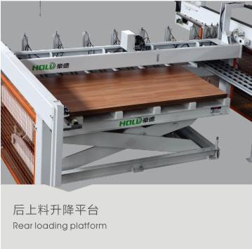 HC330L Wood CNC Computer Panel Saw Machine