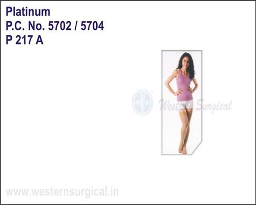 Platinum- Thigh Length Medical Compression Stockings