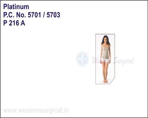 Platinum- Knee Length Medical Compression Stockings