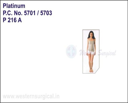 Platinum- Knee Length Medical Compression Stockings